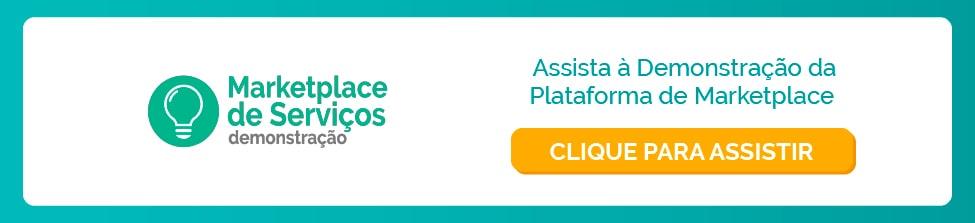 demonstração plataforma marketplace de serviços