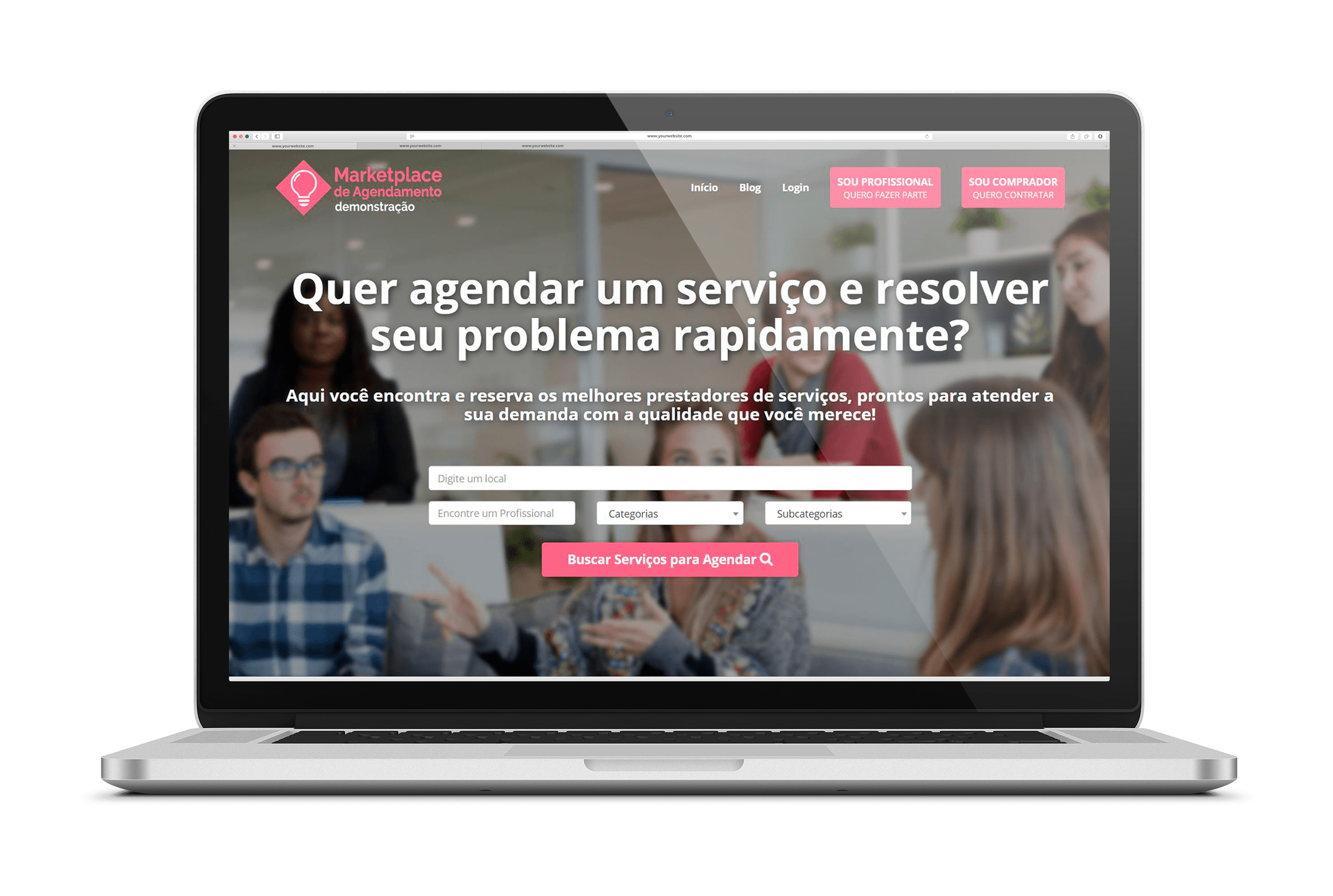 Marketplace_Agendamento