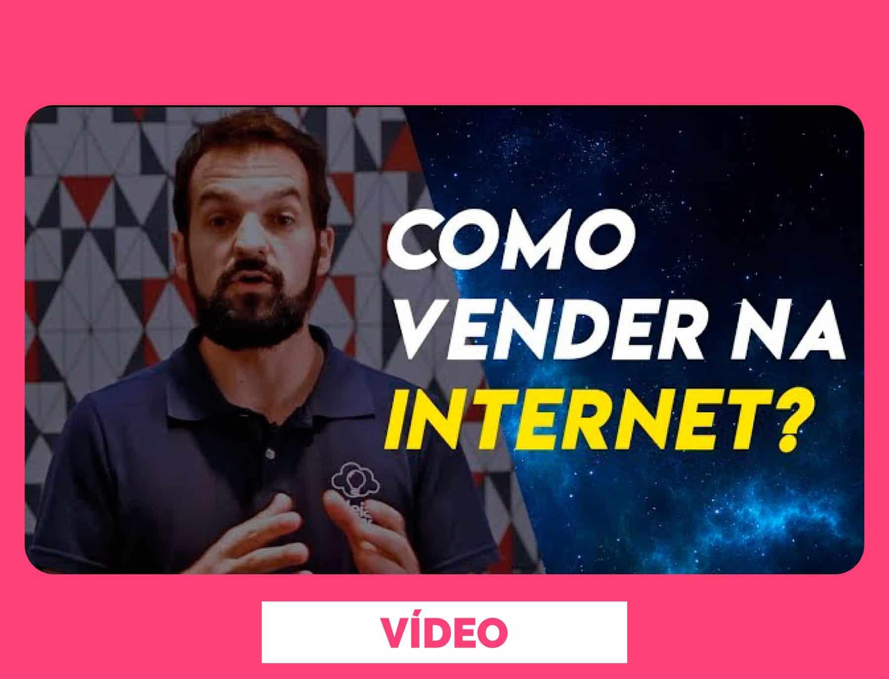 como vender na internet